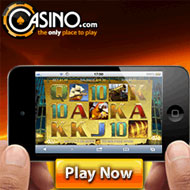 Casino.com mobiele casinos