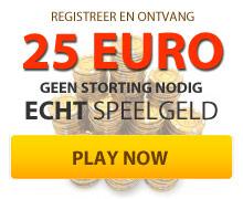 25 euro bij SLotland