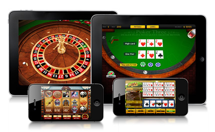 tablet casino