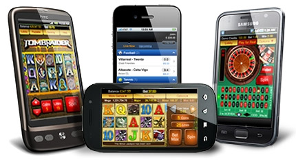 Playing Live Casino Games on Android Smartphones