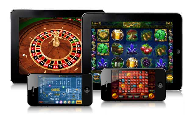 Tablet und Handy casinos