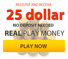 free 25 dollar play money